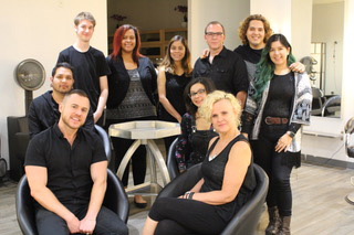 Salon Jonas team